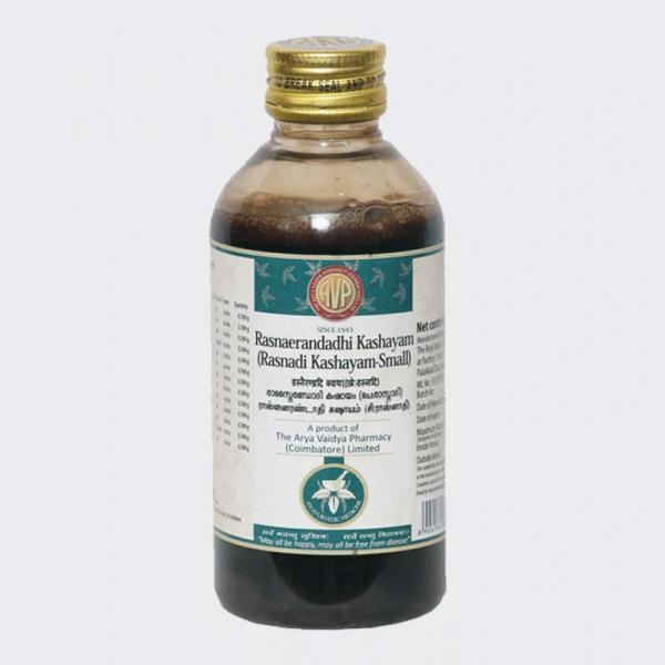 Arya Vaidya Pharmacy - Rasnaerandadhi Kashayam