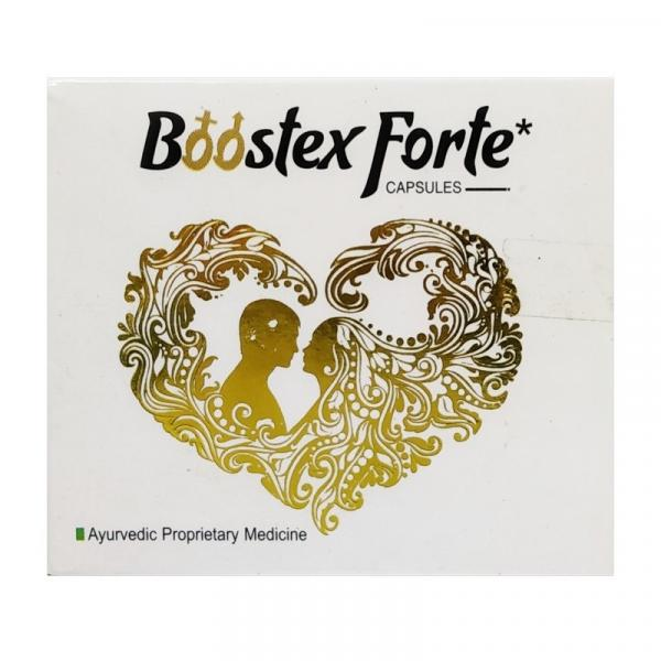 SG Phyto Pharma - Boostex Forte Capsule