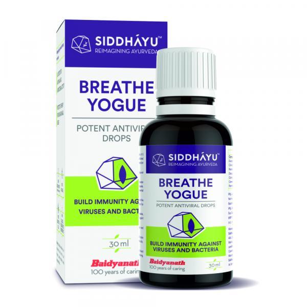 Siddhayu - Siddhayu Breathe Yogue Mask Drops
