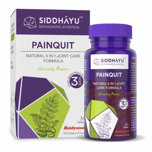 Siddhayu - Siddhayu Painquit Tablet