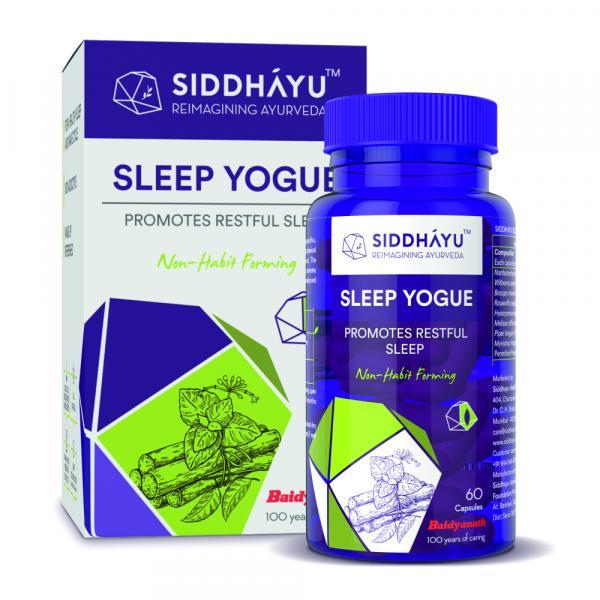 Siddhayu - Siddhayu Sleep Yogue Capsules