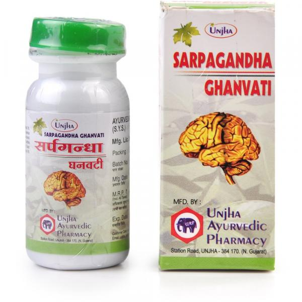 Unjha - Sarpagandha Ghanvati