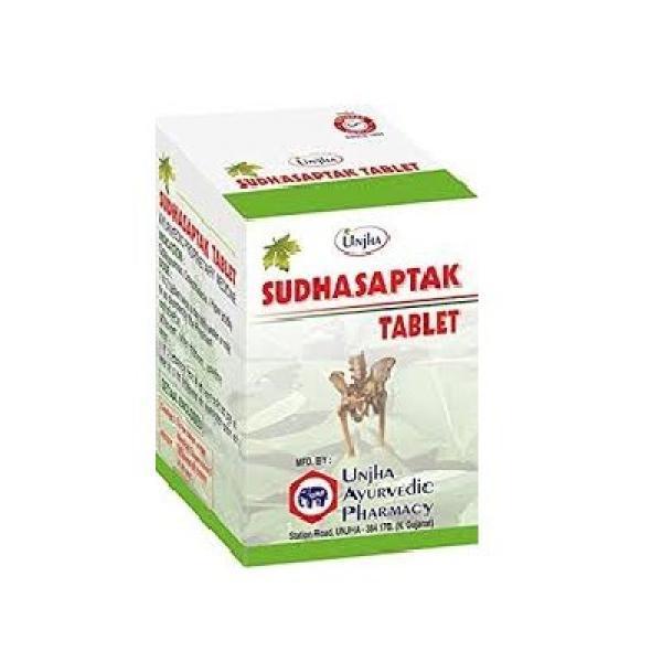Unjha - Sudhasaptak Tablet