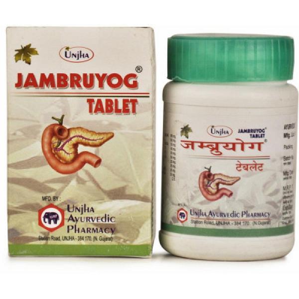 Unjha - Jambruyog Tablets