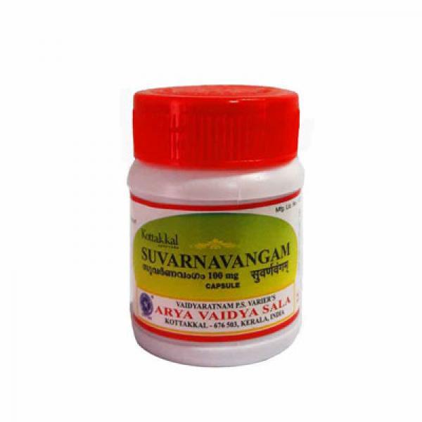 Kottakkal - Suvarnavangam Capsule (100 Mg)