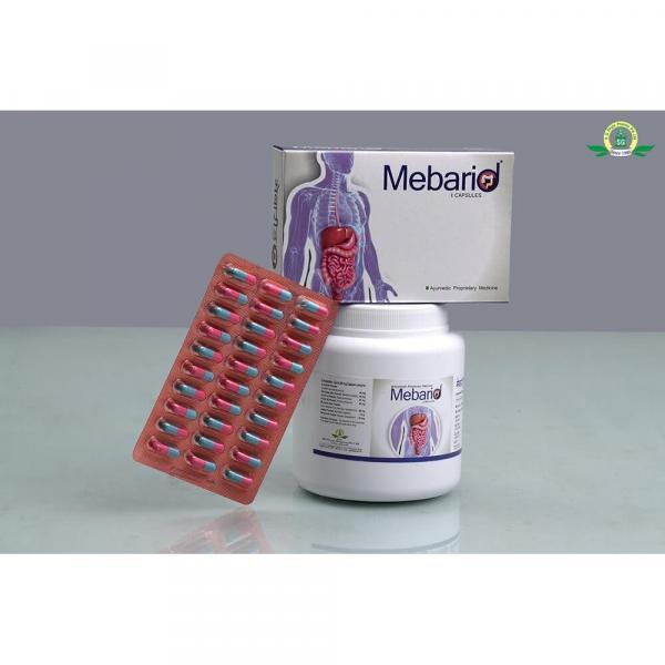 SG Phyto Pharma - Mebarid Capsule