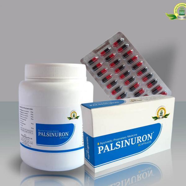 SG Phyto Pharma - Palsinuron Capsule