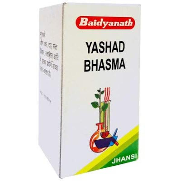 Baidyanath - Yashad Bhasma