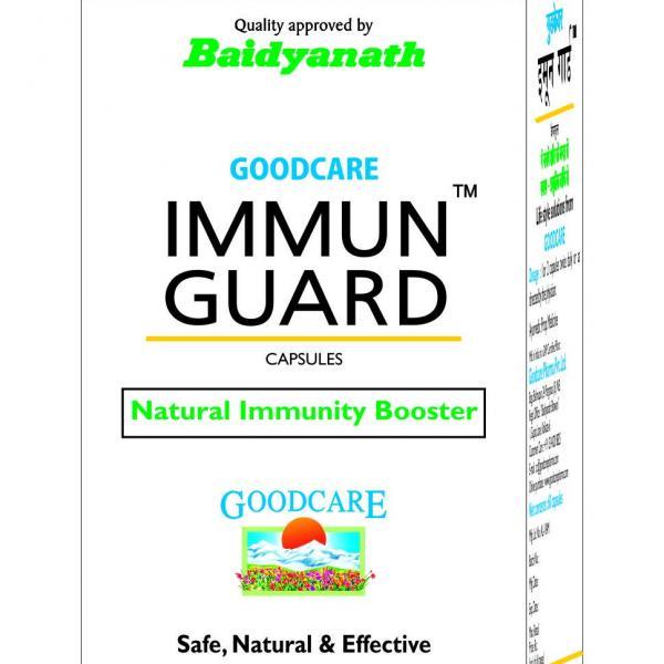 Baidyanath - Immun Guard Capsule