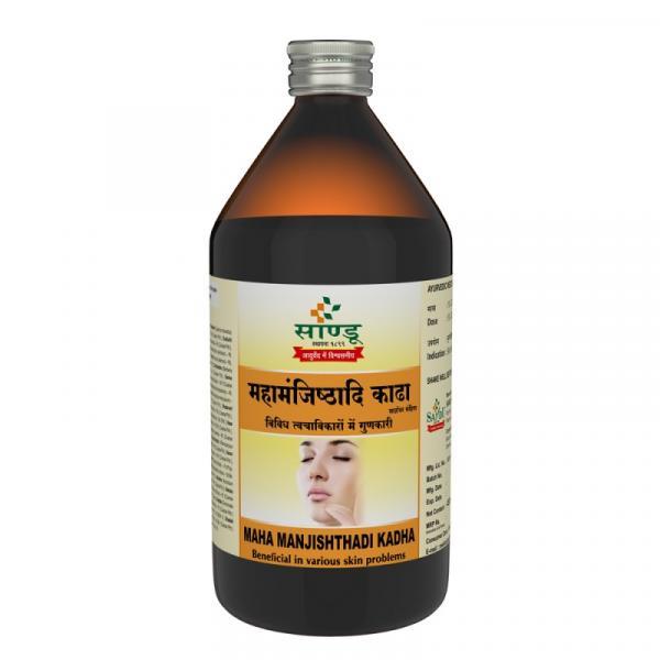 Sandu - Maha Manjisthadi Kadha