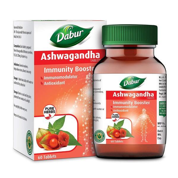 Dabur - Ashwagandha Tablet - Immunity Booster