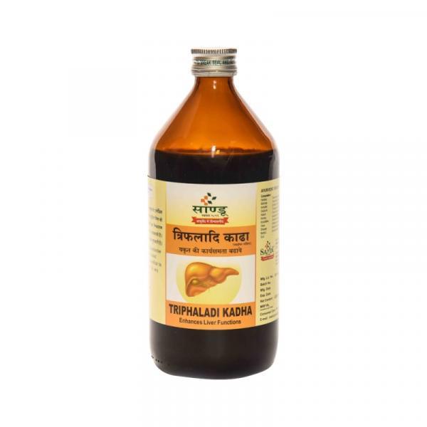 Sandu - Triphaladi Kadha