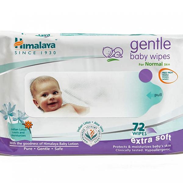 Himalaya - Gentle Baby Wipe