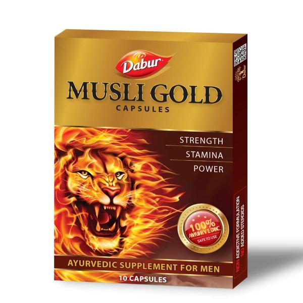 Dabur - Musli Gold Capsules
