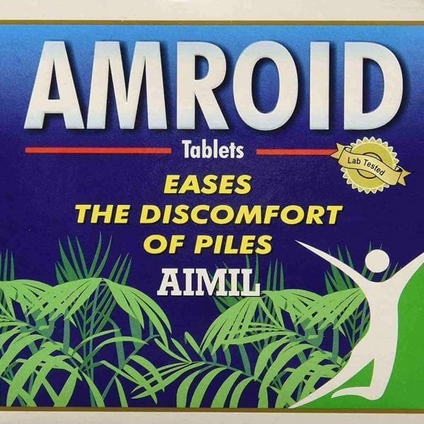 AIMIL - Amroid Tablet