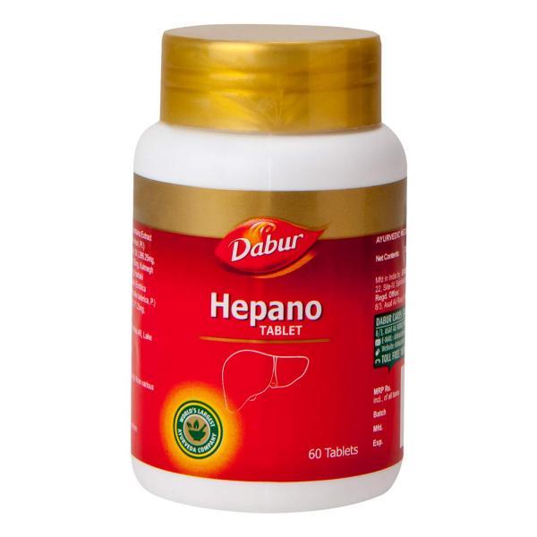 Dabur - Hepano Tablet
