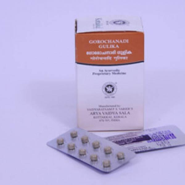 Kottakkal - Gorochanadi Gulika