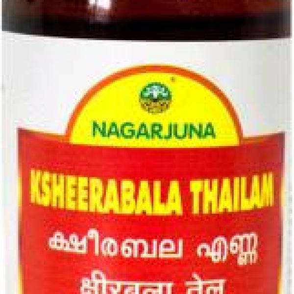 Nagarjuna - Ksheerabala Thailam