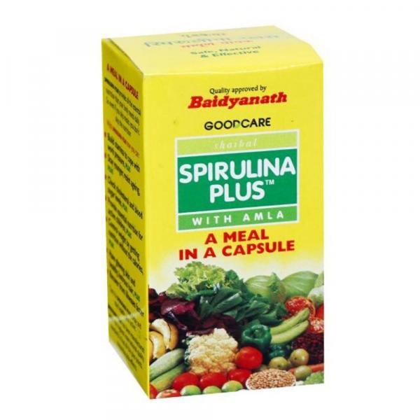 Baidyanath - Spirulina Plus Capsule