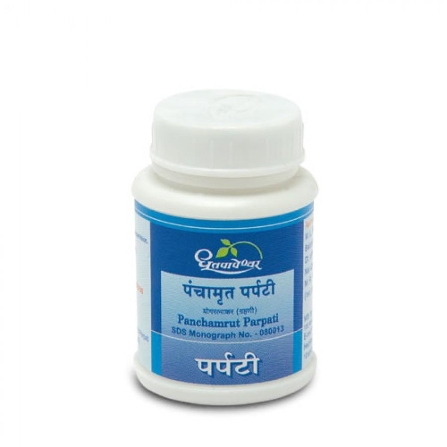 Dhootpapeshwar - Panchamrut Parpati