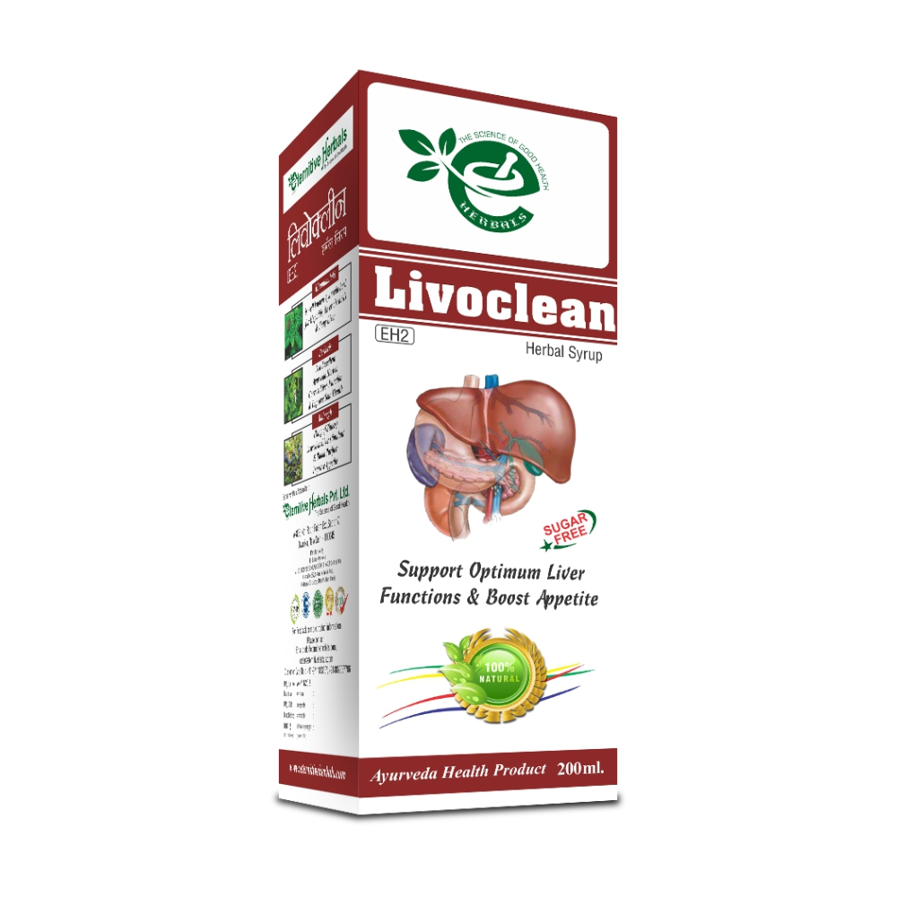 Livoclean Syrup
