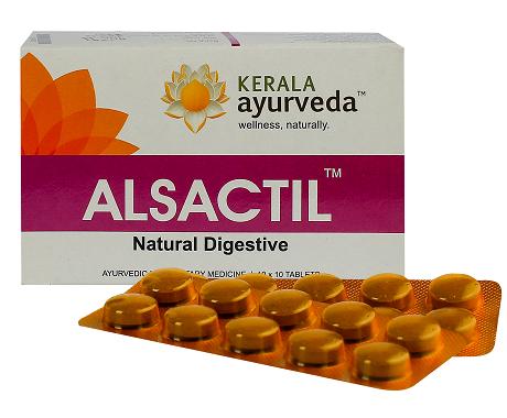 Kerala Ayurveda - Alsactil