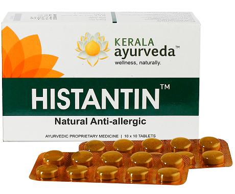 Kerala Ayurveda - Histantin