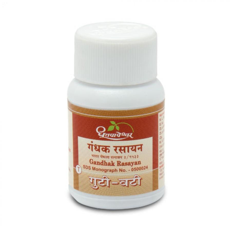 Dhootpapeshwar - Gandhak Rasayan