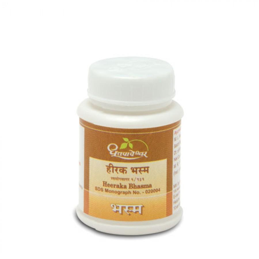 Dhootpapeshwar - Heeraka Bhasma