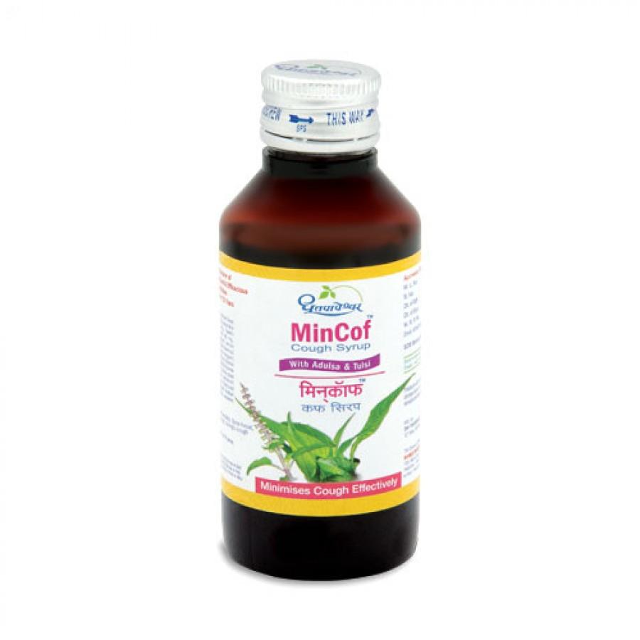 Dhootpapeshwar - Mincof Syrup