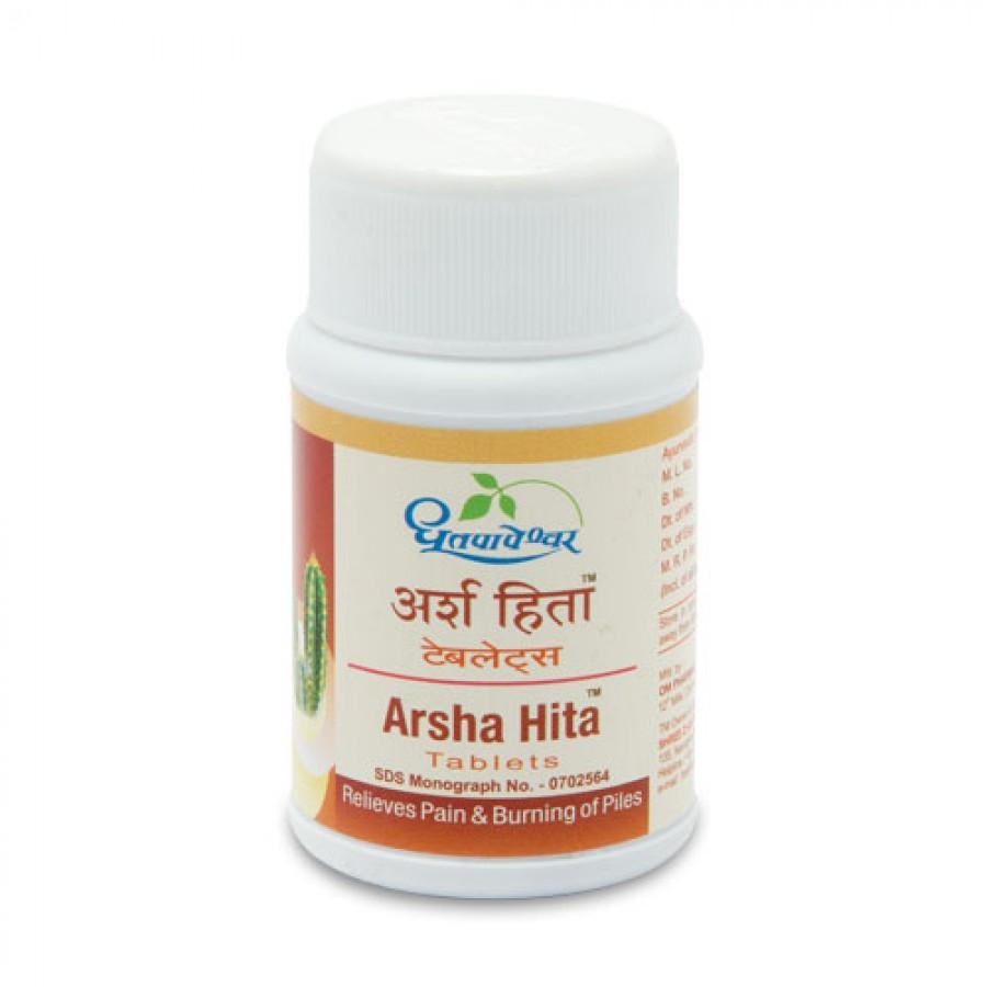 Dhootpapeshwar - Arsha Hita Tablet