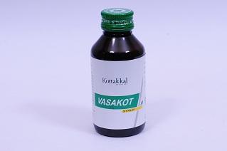 Kottakkal - Vasakot Syrup - 100 ml