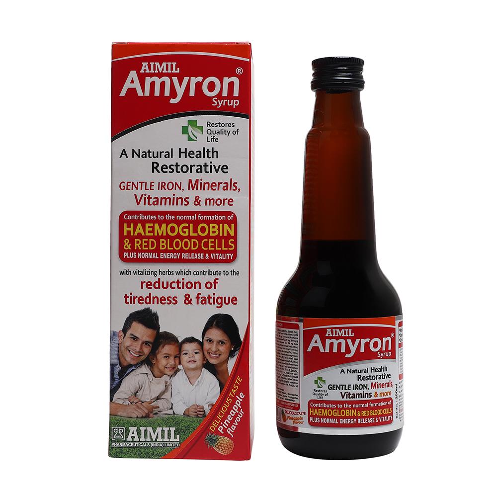 Amyron Syrup