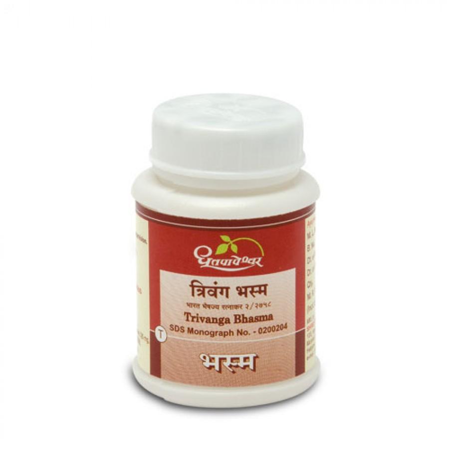 Dhootpapeshwar - Trivanga Bhasma