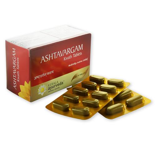 Kerala Ayurveda - Ashtavargam Kwath Tablet
