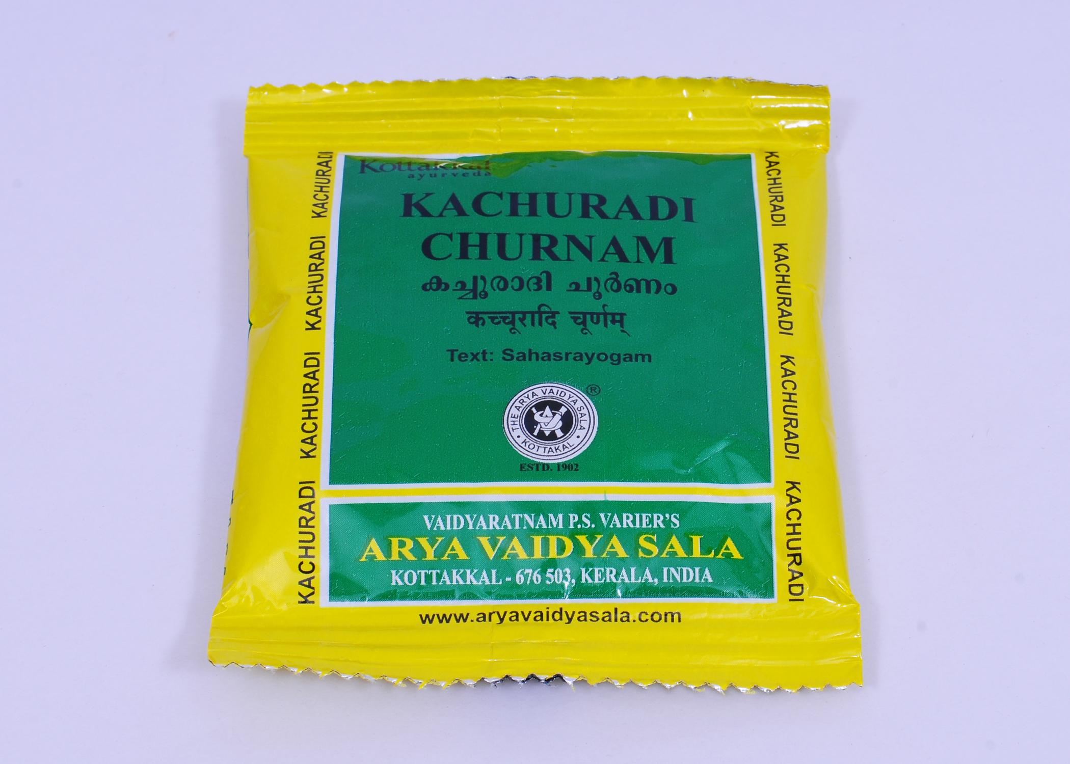 Kottakkal - Kachuradi Churnam