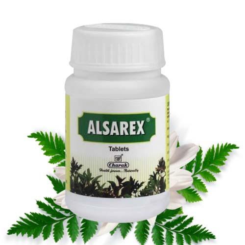 Charak - Alsarex Tablet