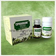 Charak - Cephagraine Tablet