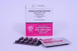 Kottakkal - Guggulu Tiktam Kwatham - Tablet