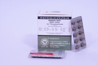 Kottakkal - Sukumaram Kwatham- Tablet