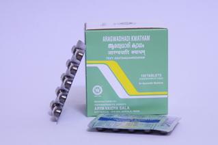 Kottakkal - Aragvadhadi Kwatham - Tablet