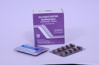 Kottakkal - Balajirakadi kwatham - Tablet