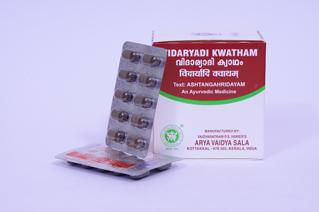 Kottakkal - Vidaryadi Kwatham - Tablet