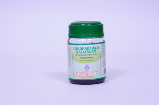 Kottakkal - Gandhakaraja Rasayanam