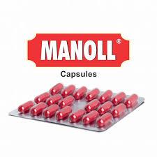 Charak - Manoll Capsule