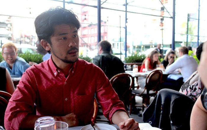 Met Masa in NOHO, Manhattan.