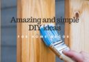 Amazing and simple DIY ideas for home decor
