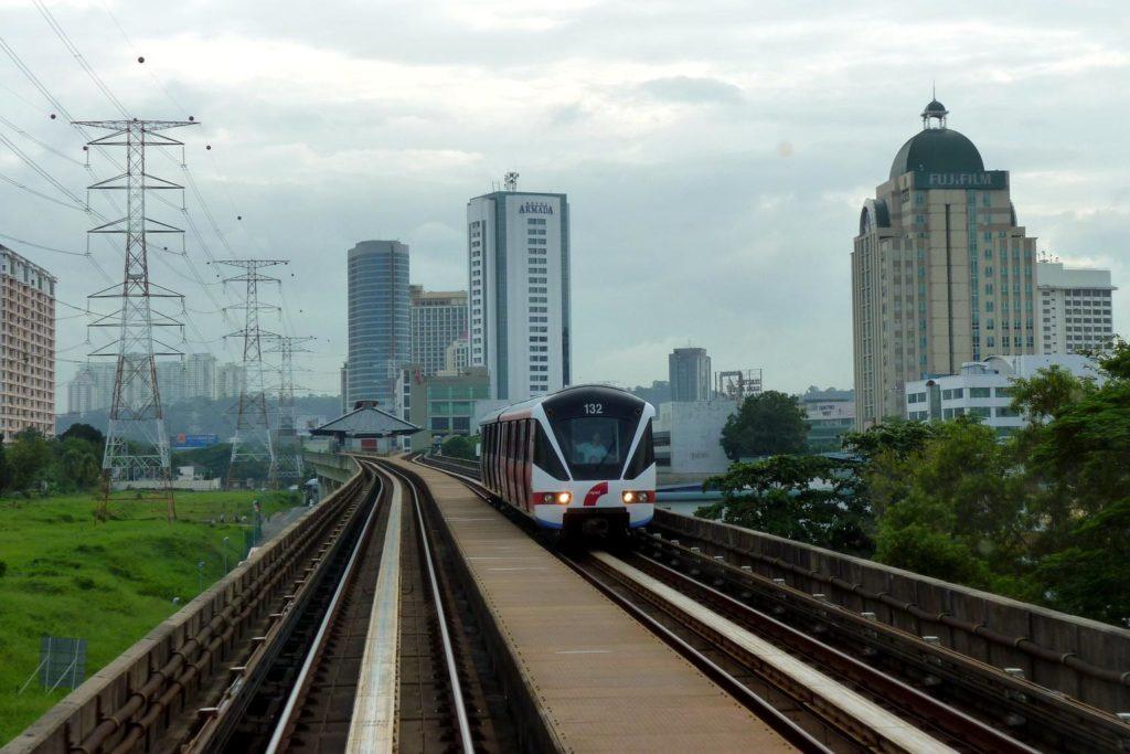 RapidKL_Kelana_Jaya_line_Petaling_Jaya