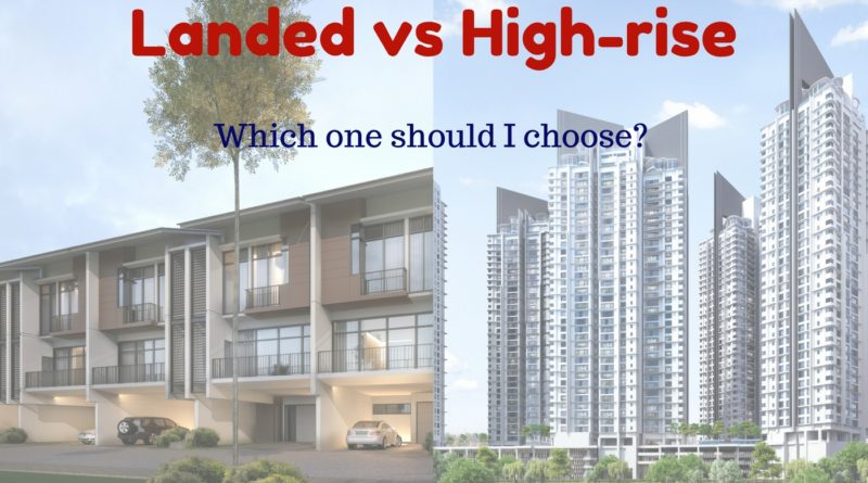 Landed vs High-risee
