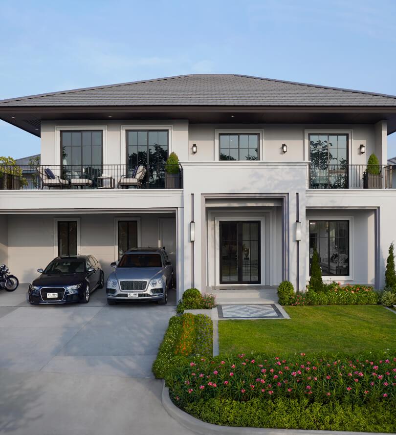 โครงการบ้านเดี่ยว บ้านจัดสรร เศรษฐสิริ พัฒนาการ (Setthasiri Pattanakarn)